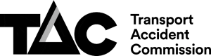 Transport Accident Commission Logo